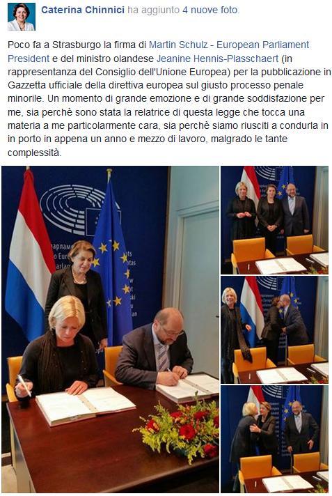 Firma direttiva