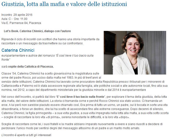 Piacenza date 28-4